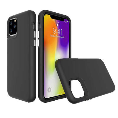 TPU and PC Two in One Mobile Phone Case for new iPhone 2019