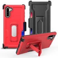 for Samsung Note 10 Case Car Holder Stand Magnetic Bracket, for iphone Credit card can be inserted with a back clip phone case